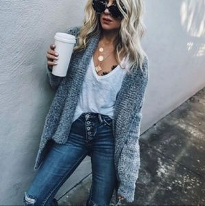 SALE 🆕Soft Cozy Oversized Cardigan